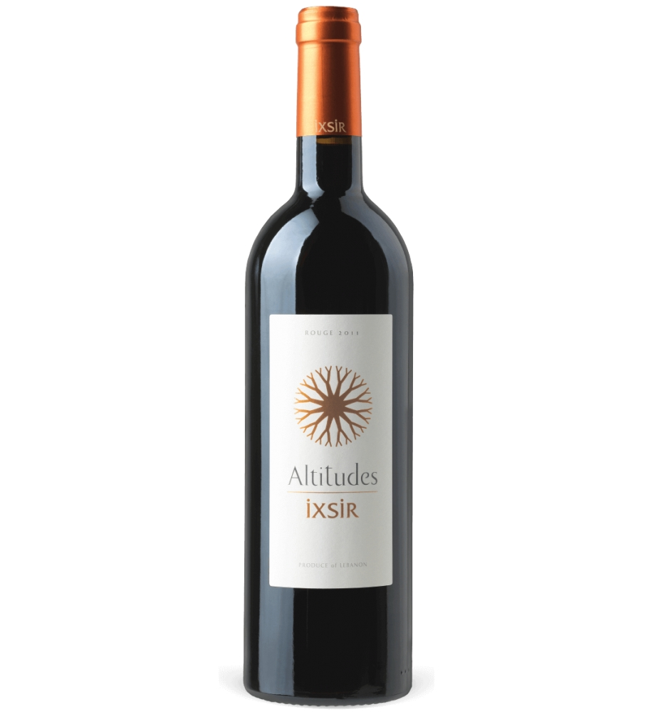 Altitudes IXSIR RED - Domaine IXSIR (75cl)